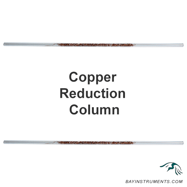 Copper Reduction Column, MIMS and Accessories - Bay Instruments, LLC