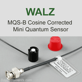 MQS-B Cosine Corrected Mini Quantum Sensor, Walz Fluorometers and Photosynthesis Equipment - Bay Instruments, LLC