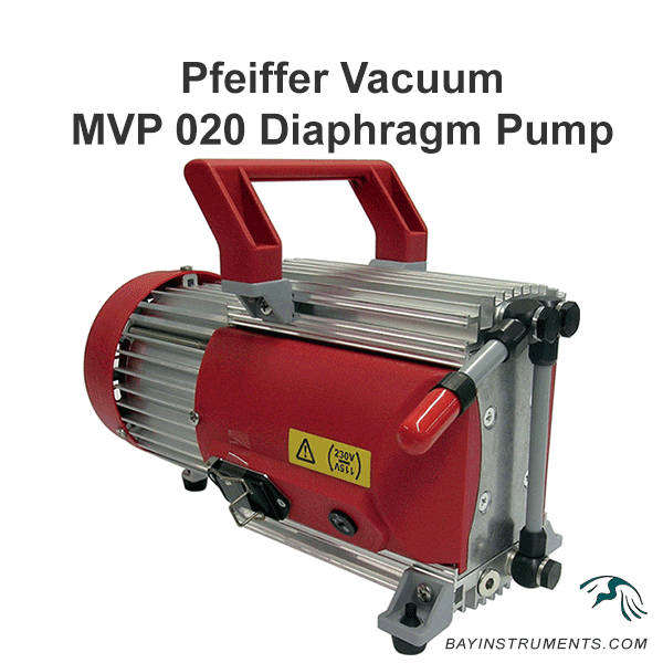 MVP 020 Diaphragm Pump, diaphragm pump - Bay Instruments, LLC