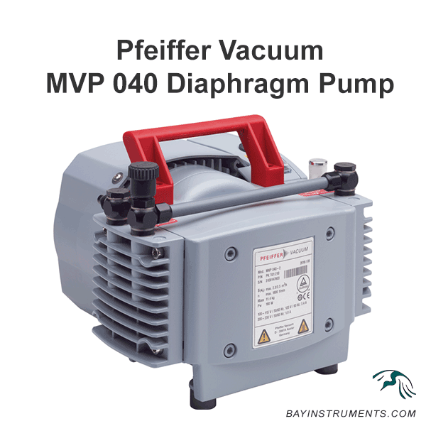 MVP 040-2 , Diaphragm pump, 100–230 V, 50/60 Hz, diaphragm pump - Bay Instruments, LLC