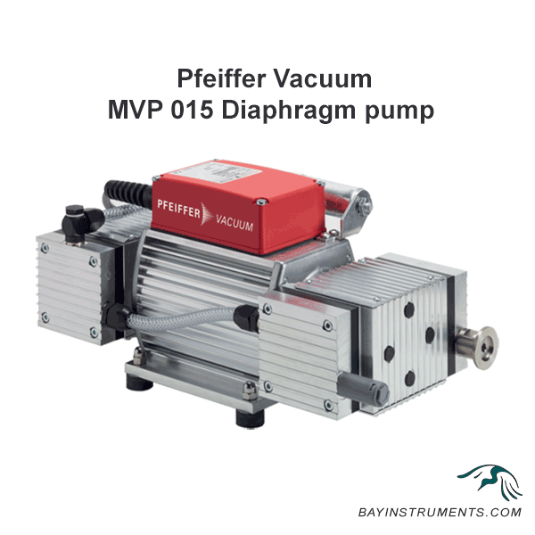 Pfeiffer Vacuum MVP 015 Diaphragm Pump, diaphragm pump - Bay Instruments, LLC