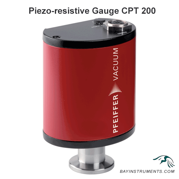 Piezo-resistive Gauge CPT 200, gauges - Bay Instruments, LLC