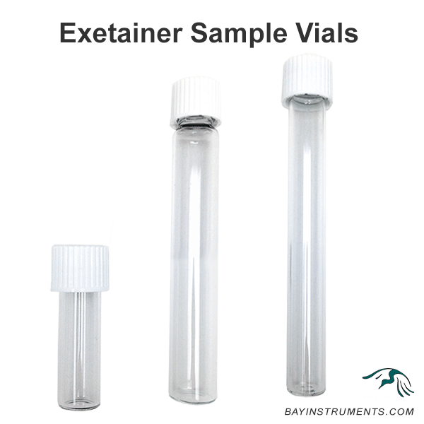 Labco Exetainer Sample Vials, Trial Packs, MIMS and Accessories - Bay Instruments, LLC