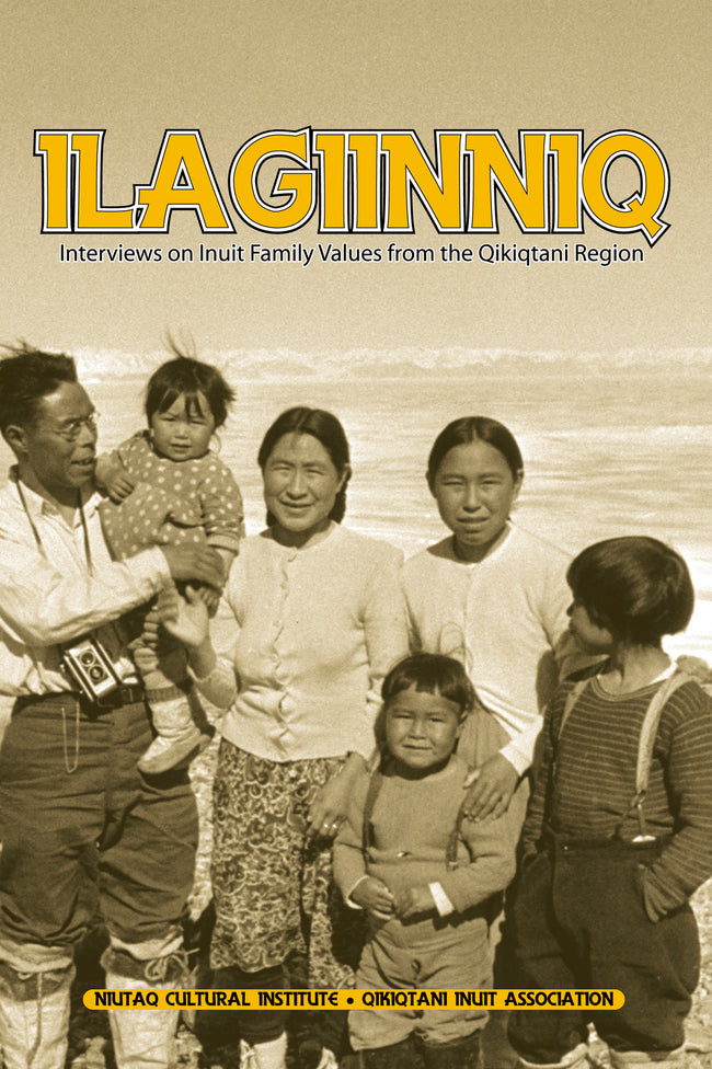 English/Inuktitut Cover
