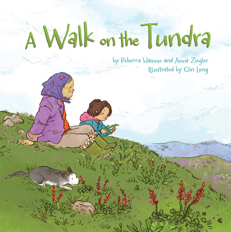 A Walk on the Tundra Book Study — Junior