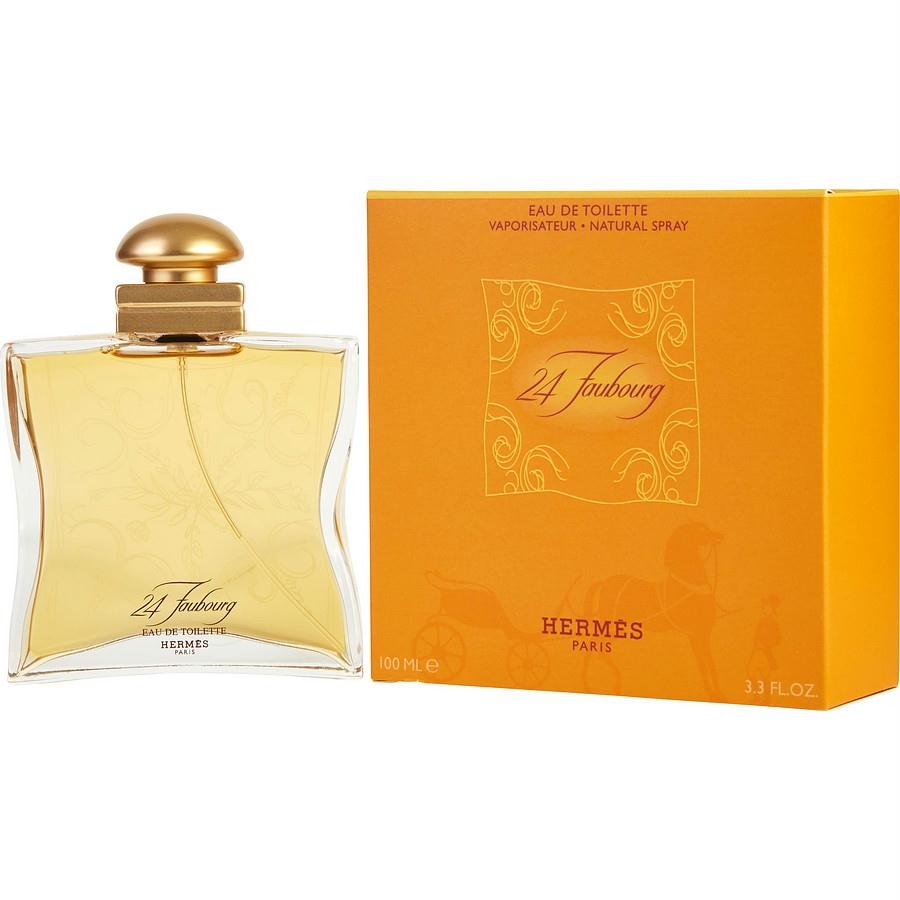 24 Faubourg By Hermes Edt Spray 3.3 Oz