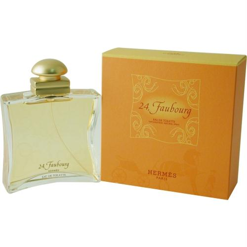 24 Faubourg By Hermes Edt Spray 1.6 Oz