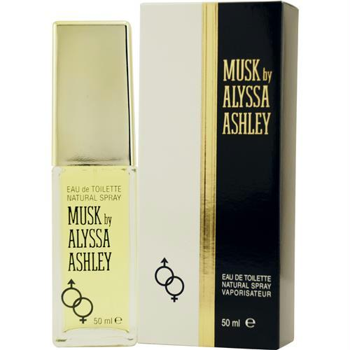 Alyssa Ashley Musk By Alyssa Ashley Edt Spray 1.7 Oz