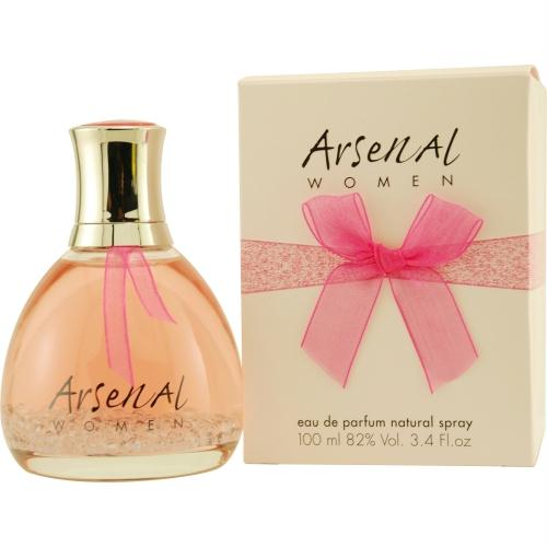 Arsenal Women By Gilles Cantuel Eau De Parfum Spray 3.4 Oz