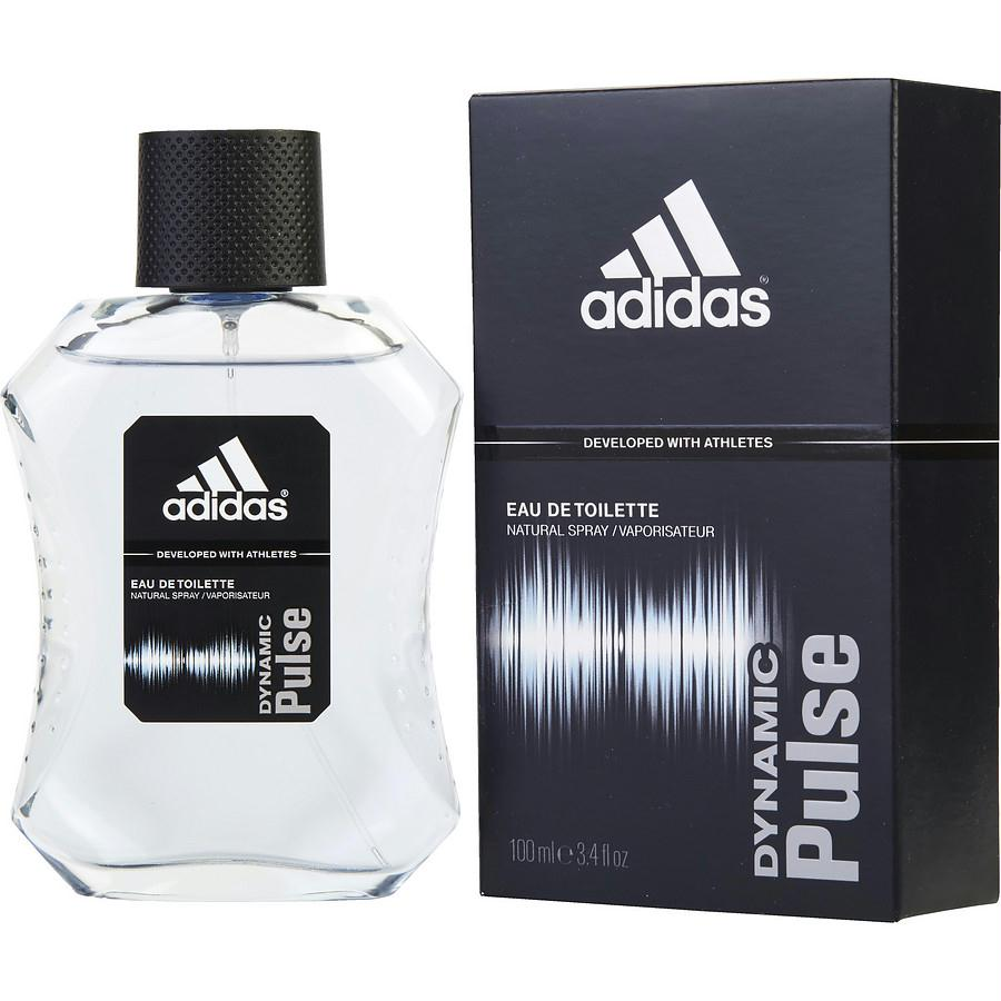 Adidas Dynamic Pulse By Adidas Edt Spray 3.4 Oz (developed With Athletes)