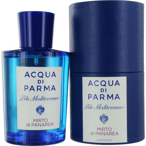 Acqua Di Parma Blue Mediterraneo By Acqua Di Parma Mirto Di Panarea Edt Spray 5 Oz