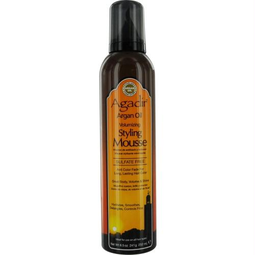 Argan Oil Volumizing Styling Mousse--sulfate Free 8.5 Oz