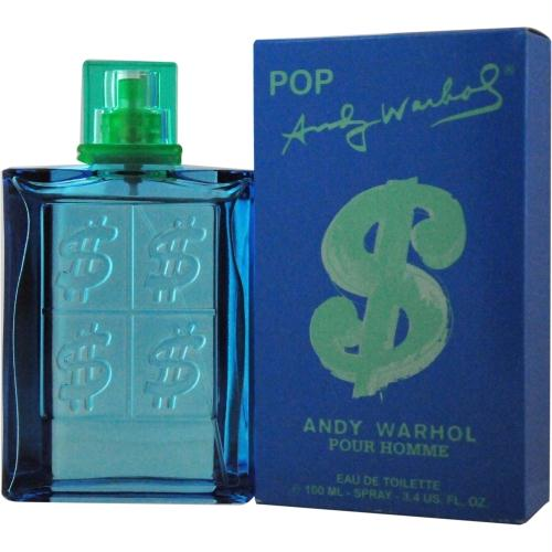Andy Warhol Pop By Andy Warhol Edt Spray 3.4 Oz