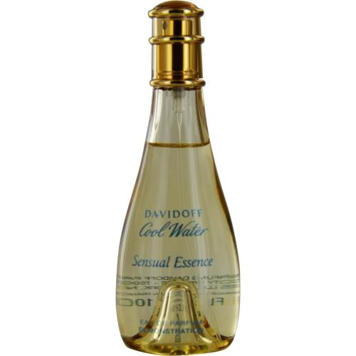 Cool Water Sensual Essence By Davidoff Eau De Parfum Spray 3.4 Oz *tester