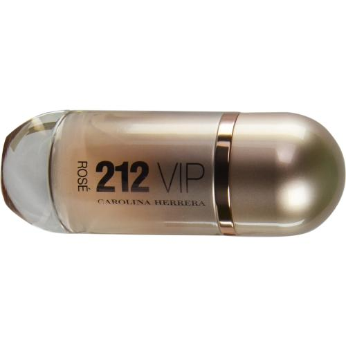 212 Vip Rose By Carolina Herrera Eau De Parfum Spray 2.7 Oz *tester