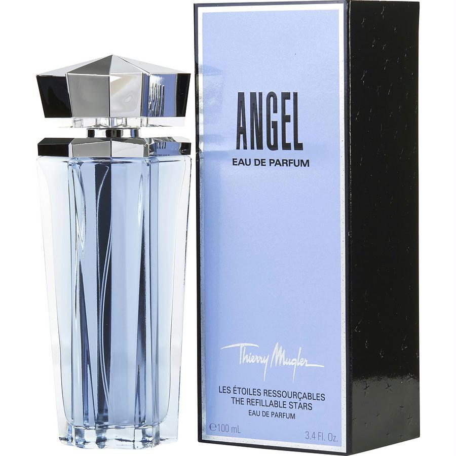 Angel By Thierry Mugler Heavenly Star Eau De Parfum Spray Refillable 3.4 Oz (new Edition)
