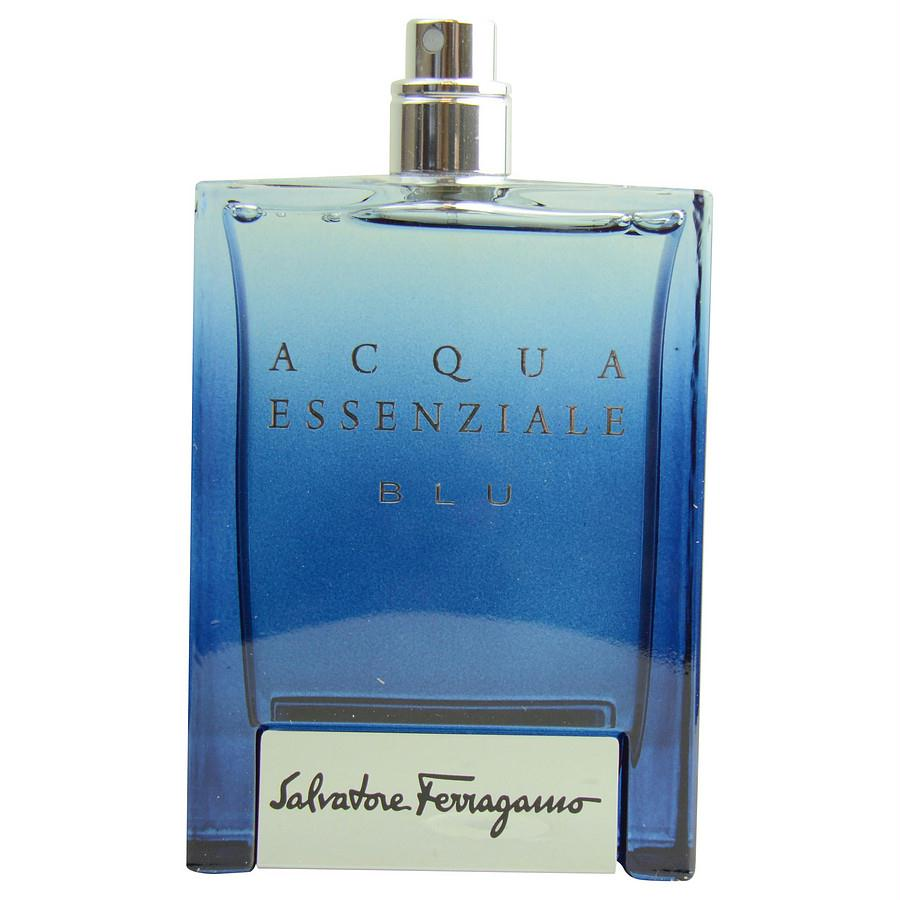 Acqua Essenziale Blu By Salvatore Ferragamo Edt Spray 3.4 Oz *tester