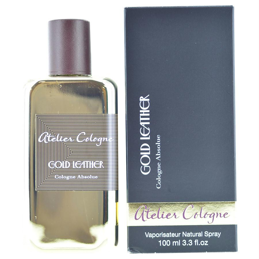 Atelier Cologne By Atelier Cologne Gold Leather Cologne Absolue Spray 3.3 Oz