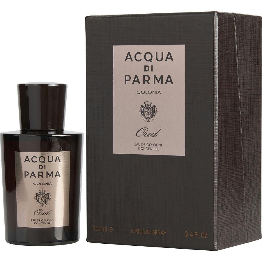Acqua Di Parma By Acqua Di Parma Oud Cologne Concentrate Spray 3.4 Oz