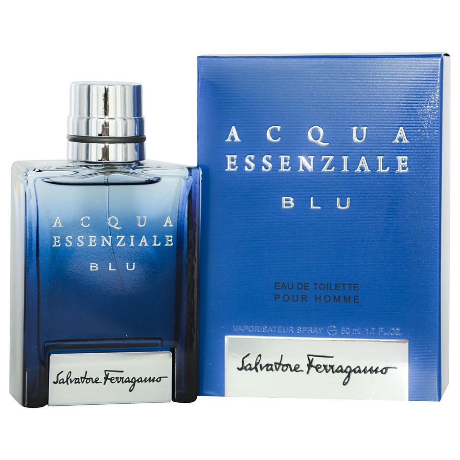 Acqua Essenziale Blu By Salvatore Ferragamo Edt Spray 1.7 Oz