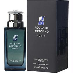 Acqua Di Portofino Notte By Acqua Di Portofino Edt Intense Spray 3.4 Oz