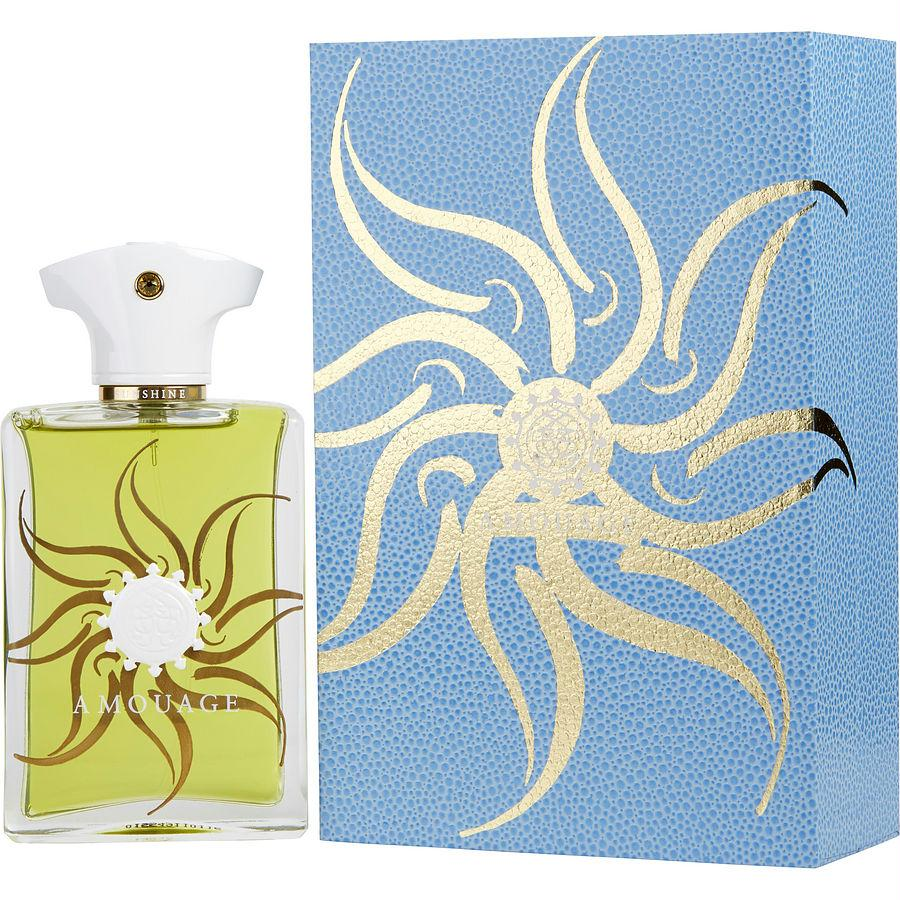 Amouage Sunshine By Amouage Eau De Parfum Spray 3.4 Oz