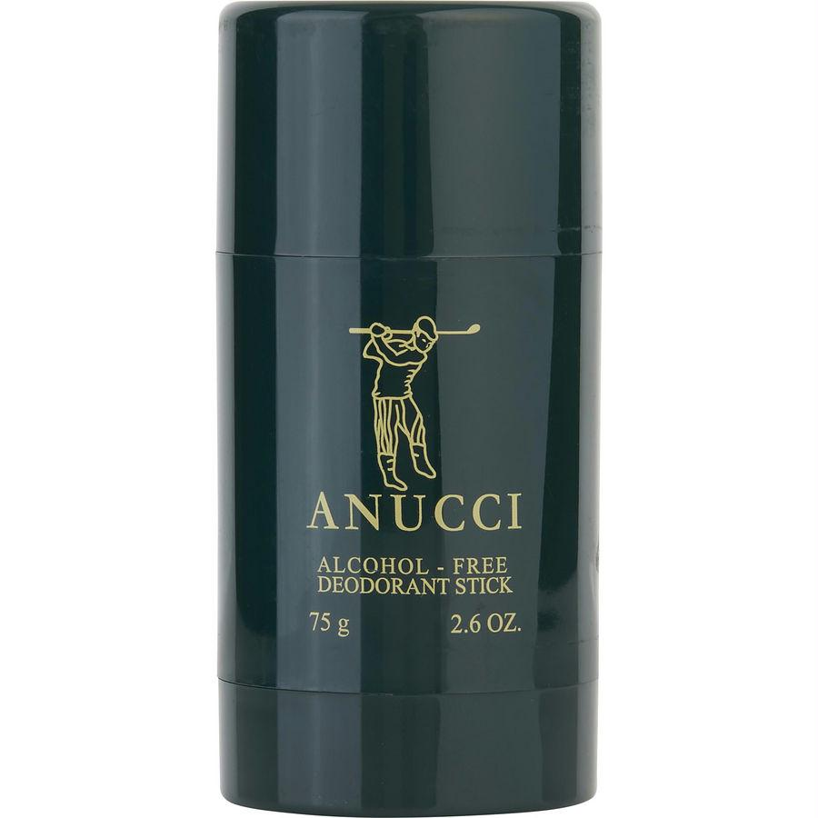 Anucci By Anucci Deodorant Stick Alcohol Free 2.6 Oz