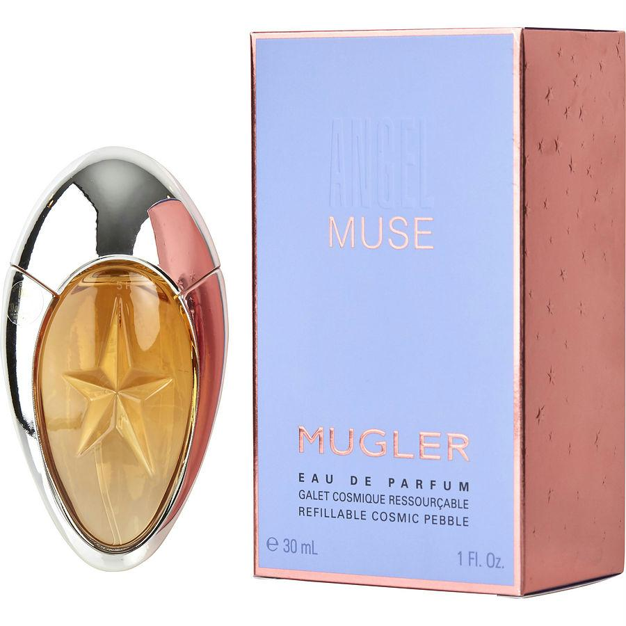 Angel Muse By Thierry Mugler Eau De Parfum Spray Refillable 1 Oz