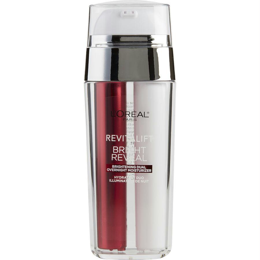 Revitalift Bright Reveal Brightening Dual Overnight Moisturizer --30ml-1oz