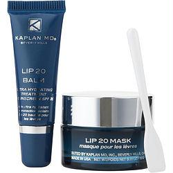 Perfect Pout Lip Mask .35 Oz And Lip Balm Duo .17 Oz