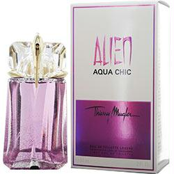 Alien Aqua Chic By Thierry Mugler Light Edt Spray Vial On Card (2013 Edition)