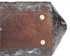 Image of LindsiAlexander.com Genuine Leather Embossed Handbag