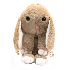 Furry Rabbit Bag (4 colors)