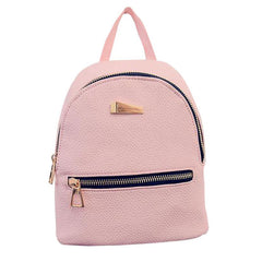 Stylish Split Leather Backpack (3 colors)