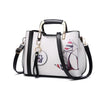 Image of LindsiAlexander.com - Retro Style Painted Handbag
