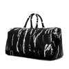 Image of LindsiAlexander.com - Split Leather Snake Pattern Duffel