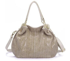 Designer Retro Split Leather Handbag (3 colors)