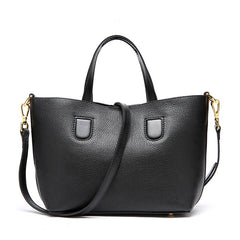 Genuine Leather Retro Hand Bag (3 colors)
