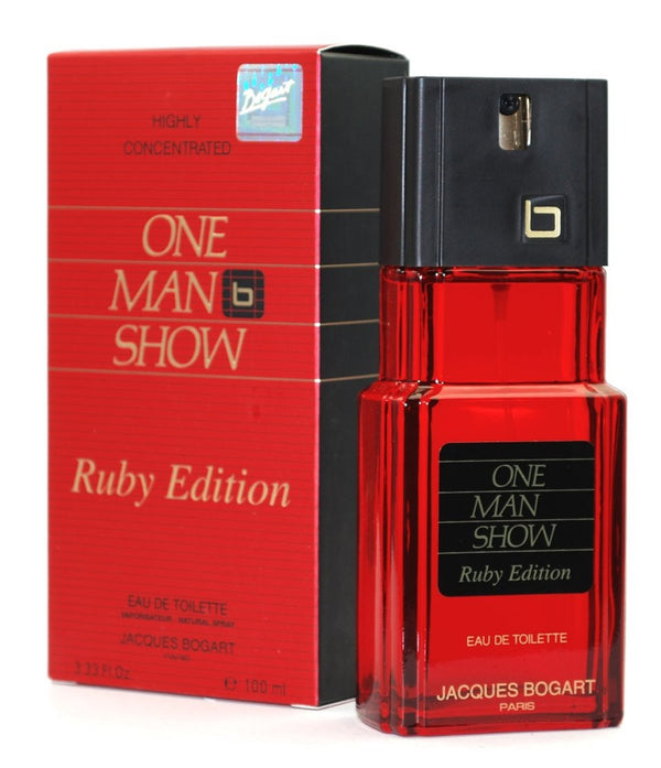 Bogart One Man Show Ruby Edt 100ml-137017