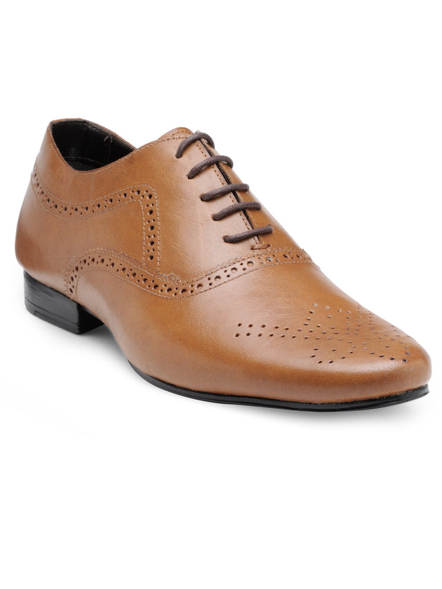 Franco Leone 15052-Formal Lace Up Shoes