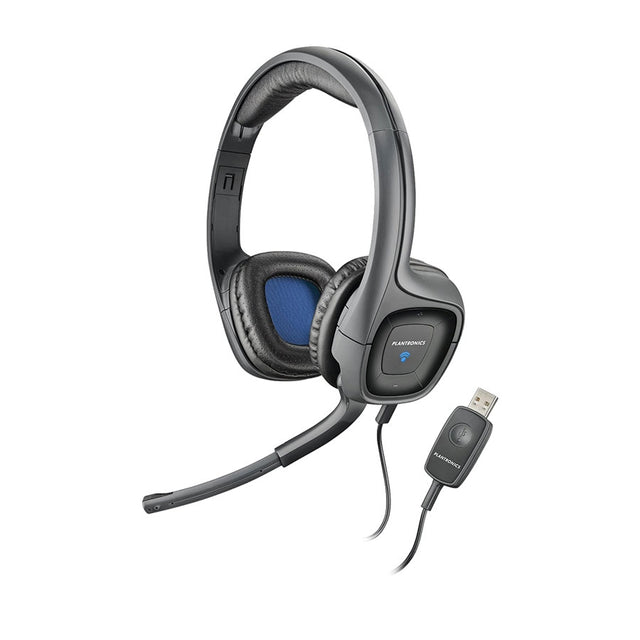 Plantronics Audio 655 USB Stereo Headset with DSP
