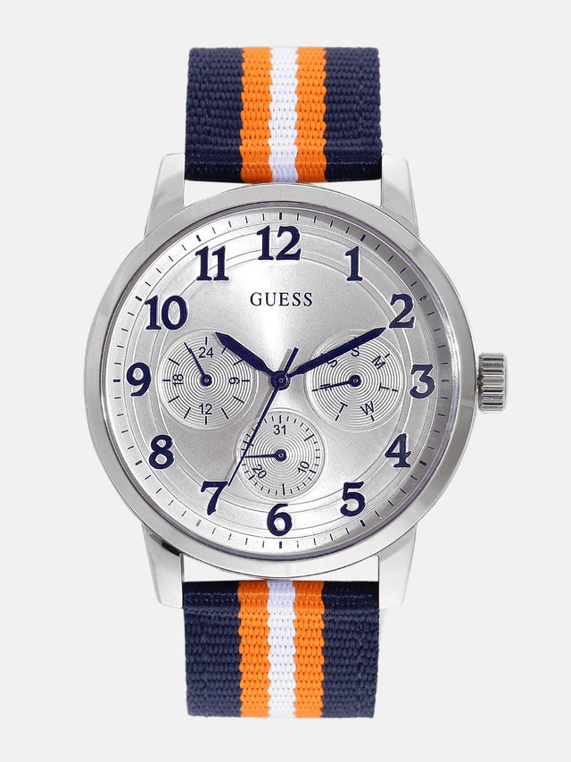 Guess Brooklyn Men's Dress Watch