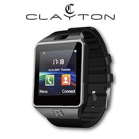 Clayton Smart Mobile Watch Unisex Stylish