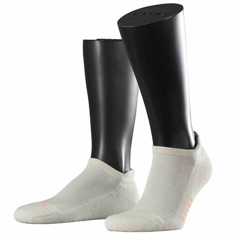 Falke Cool Kick Unisex Sneaker Socks - White