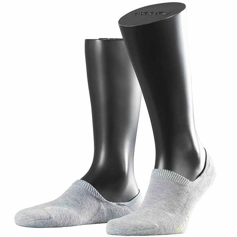 Falke Cool Kick Unisex Invisible Socks - Grey