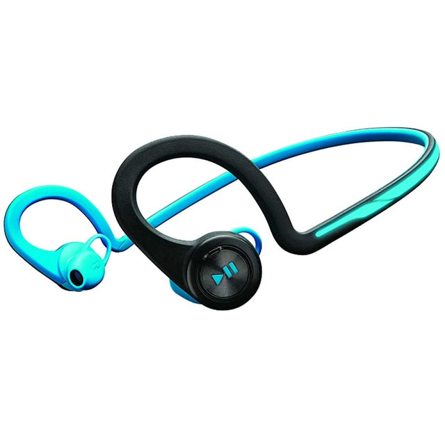 Plantronics Back Beat Fit Blue Headphones - 5033588042150