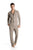 Hanro Of Switzerland Men's Columbus Circle Jacket - Melange Grey