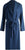 Hanro Of Switzerland Men's Night & Day Knit Robe - Navy Blue