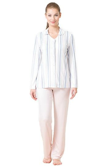 Blackspade Women Sleepwear Long Pj Set
