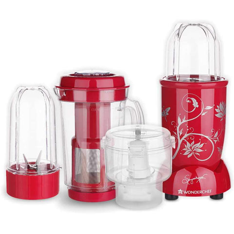 Wonderchef  Nutri-Blend CKM Red